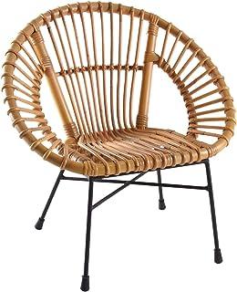 acheter en ligne 19a84 a33de Amazon.fr : Fauteuil Rotin : Jardin