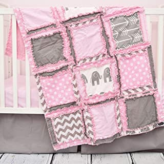 15e3380a6730d Amazon.com: Flannel - Quilts & Bed Covers / Nursery Bedding ...