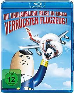 Die unglaubliche Reise in einem verrückten Flugzeug Blu-ray