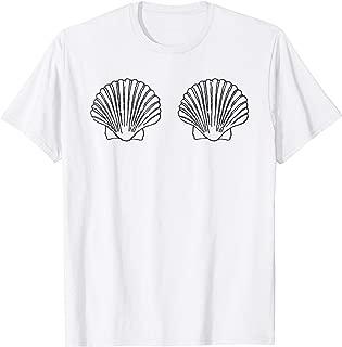 shell boob shirt