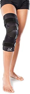 Lateral J Knee Brace for Patella Support & Patella Tracking,  Patellofemoral Pain and Dislocation- by BioSkin (S Right)
