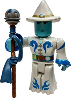 Roblox Series 4 Astral Isle Apprentice action Figure mystery box + Virtual Item Code 2.5