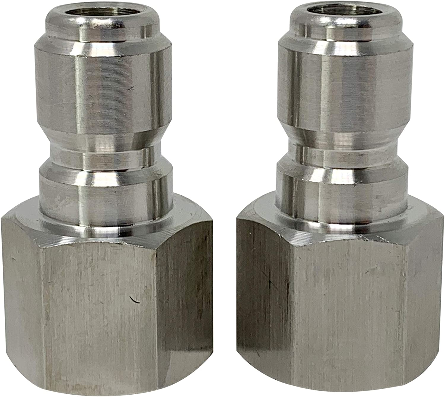 New mail order ESSENTIAL WASHER Pressure Washer Fittings Steel 3 Stainless 8 Max 79% OFF In