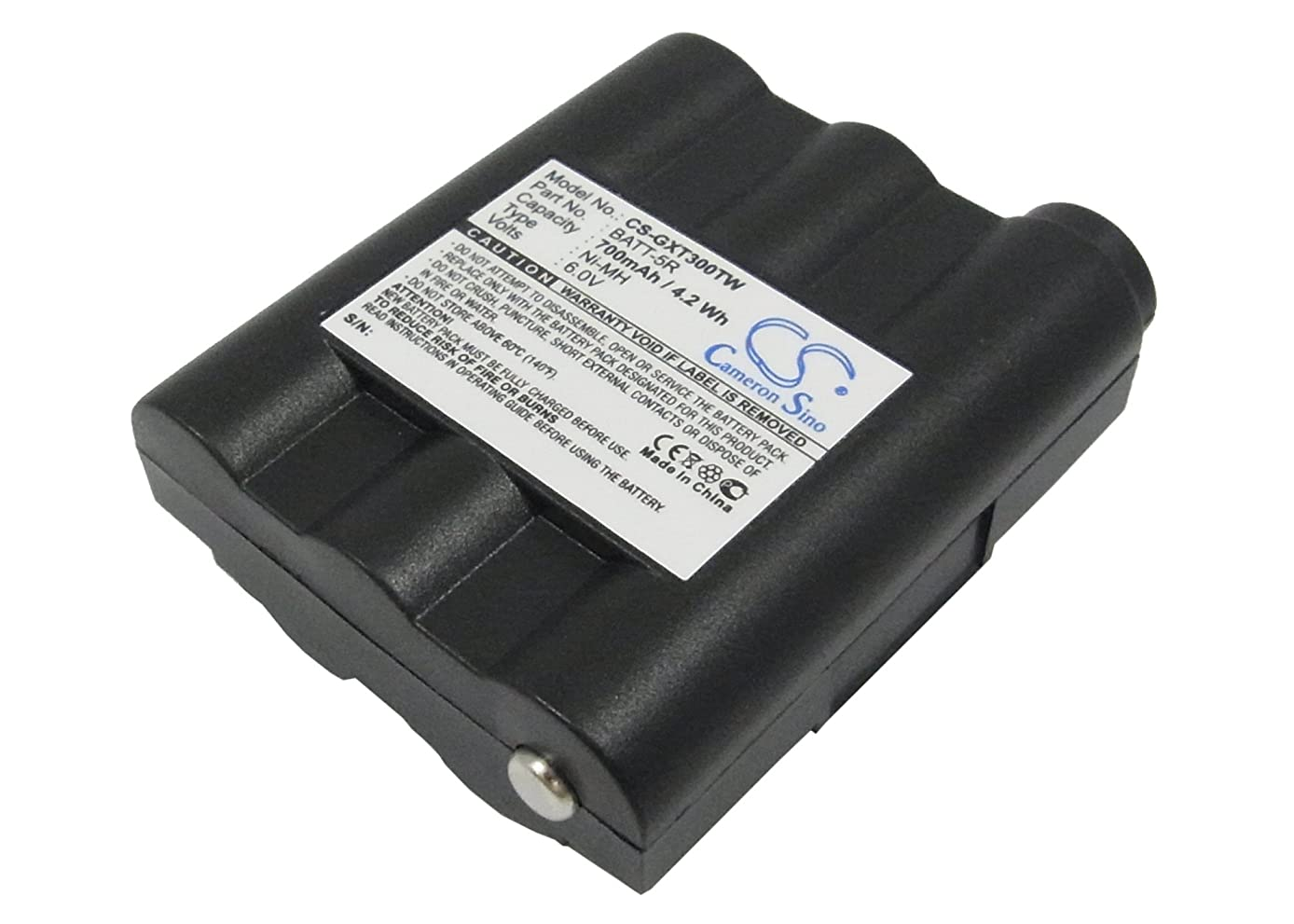 VINTRONS Rechargeable Battery 700mAh For Midland GXT550VP1, GXT1050, GXT650, LXT305, GXT325, GXT950, GXT635