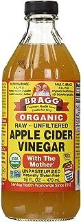 Organic Raw Apple Cider Vinegar, 16 Ounce