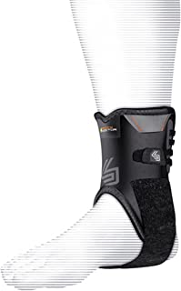 Shock Doctor 847-01-32 Ankle Stabilizer With Flexible Support Stays, Small
