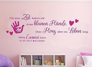 Suchergebnis Auf Amazonde Für Wandtattoo Kinderzimmer Mädchen