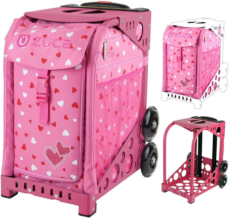 Zuca Bag Sweetheartz  Pink Frame by ZUCA