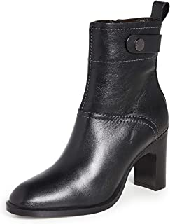 See by Chloe Women's Annia Block Heel Ankle Boots