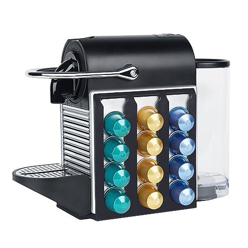 U-CAP, el portacápsulas/dispensador de cápsulas para Nespresso® PIXIE / PIXIE