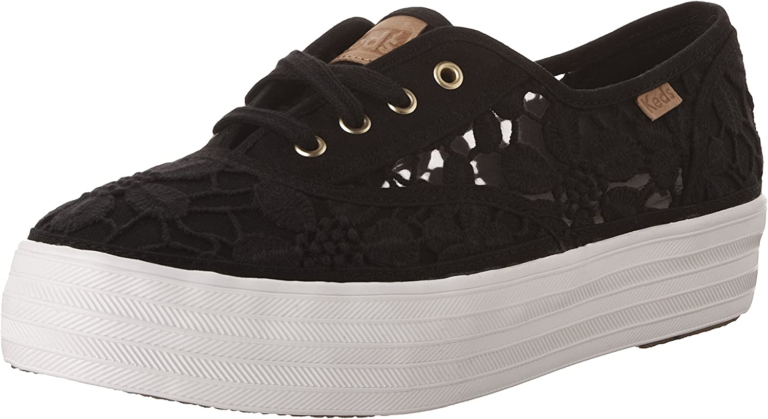 Keds Women's Triple Vintage Crochet Sneakers