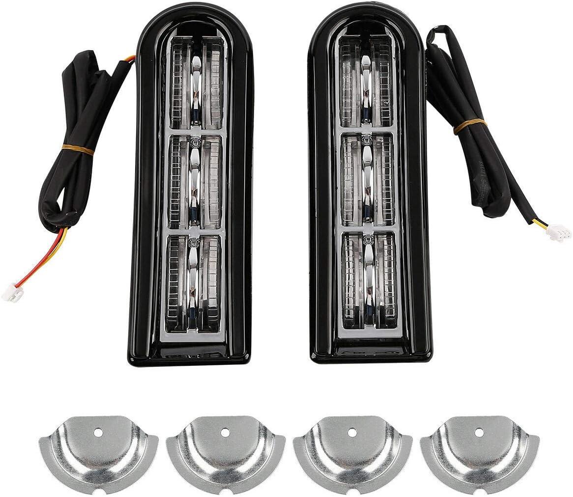 LED Insert Saddlebag Filler Support For Touring お求めやすく価格改定 Light Harley 人気海外一番 Ele