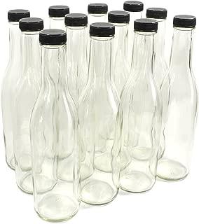 Best 375ml glass bottles Reviews