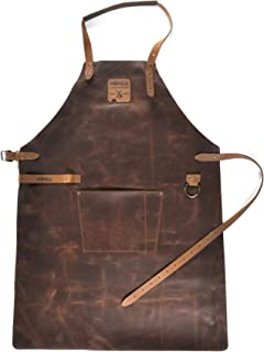 Best leather kitchen apron Reviews