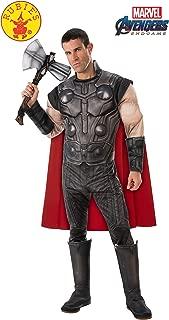 Men's Marvel: Avengers 4 Men's Deluxe Thor Costume Adult Costume
