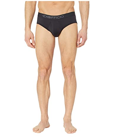 ExOfficio Give-N-Go(r) Sport 2.0 Brief (Black/Black) Men
