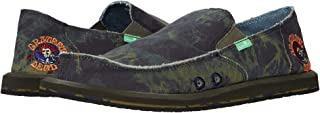 Sanuk mens Vagabond Grateful Dead