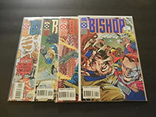 4 Iss Bishop #1-4 Modern Age Marvel Comics Uncirculated