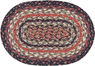 Earth Rugs 00-990 Trivet, Terracotta
