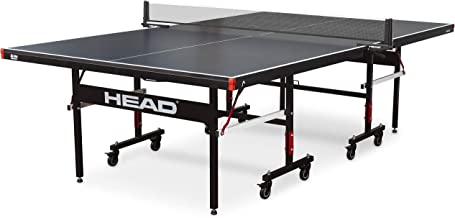 HEAD Summit Table Tennis Table - 18MM Seamless Top - Features Easy Assembly and Foldable for Storage