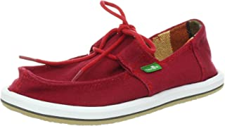 Sanuk Rambler Little Boys Slip-On (Toddler/Little Kid)