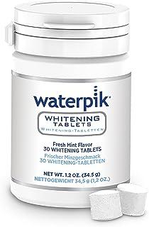 Waterpik WT-30EU - Comprimidos de recambio del irrigador bucal blanqueador