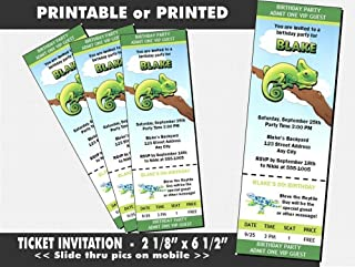 printable candyland invitations