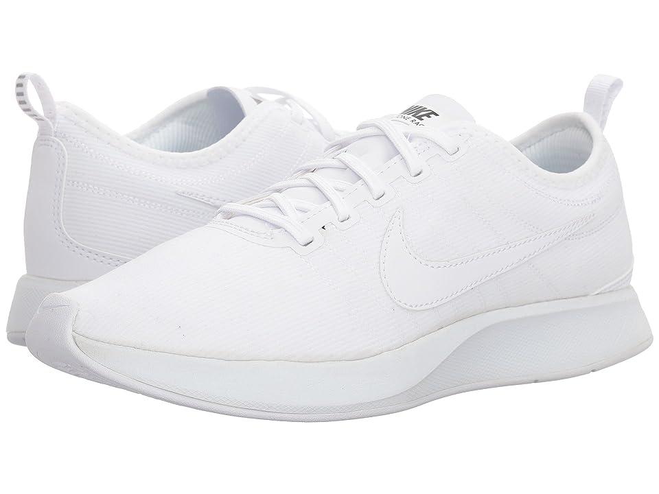 Nike Dualtone Racer (White/White/Black) Women