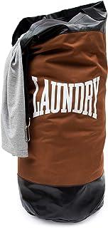 SUCK UK Punch Bag Laundry Bag Brown サックユーケー パンチバッグ ランドリー バッグ ブラウン 洗濯袋 収納バッグ サンドバッグ イギリスギフト