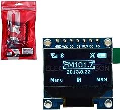 Quad Store 0.96 inch 4Pin 128 x 64 White OLED Display Module for Arduino IIC / I2C