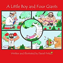 A Little Boy and Four Giants