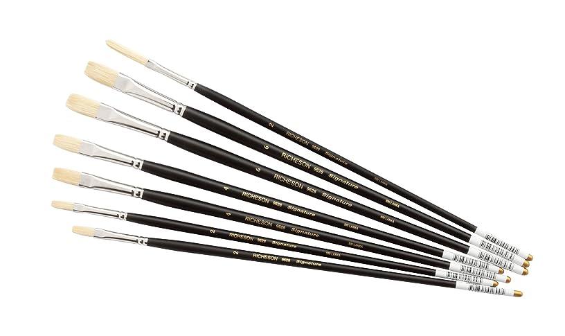 Jack Richeson SW002 Skip Whitcomb's Bristle Brush Set