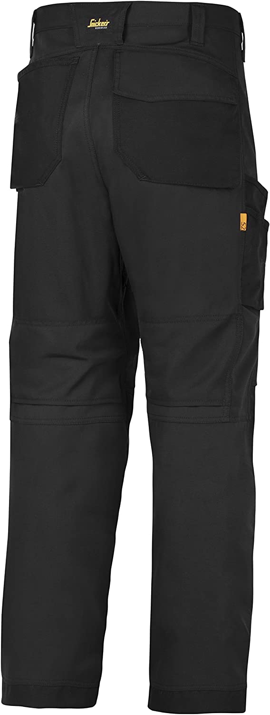 Snickers 63015151148 AllroundWork Pantalon de travail Taille 148 Pétrole Noir