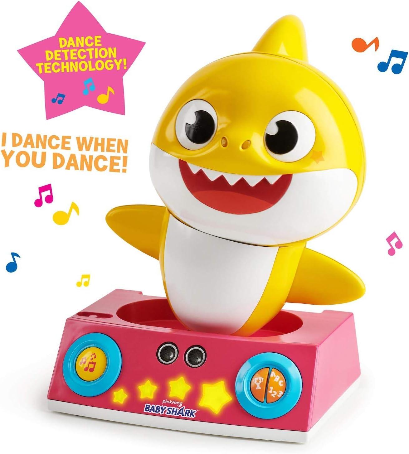 Baby Shark Dancing DJ - Dance detection technology