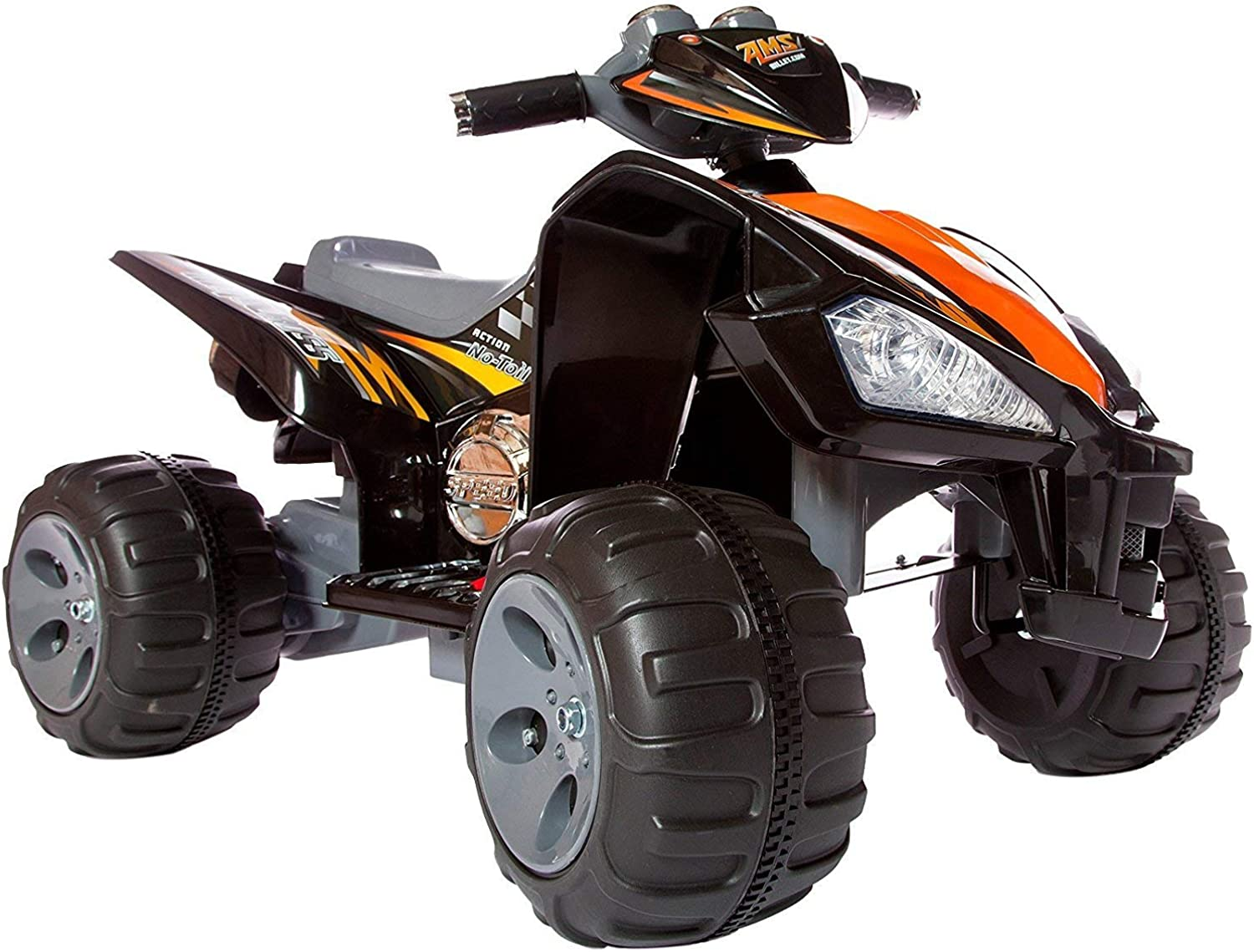 6V Quad Bike B008SAYKSW | Creative