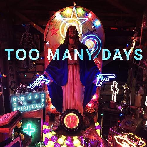 Too Many Days (Ninja Mix) by House of Spirituals on Amazon ...