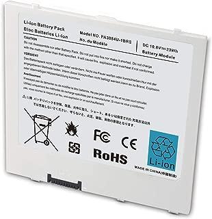 23Wh PA3884U Li-ion Battery Pack for Toshiba PA3884U-1BRS, PABAS243, PABA243, PA3884U-1BRR, PA3884U-1BRS SA-3 Toshiba10 Thrive, AT100, WT310,Follo 100, AT300/23C, AT105-T108, AT105-T1032G Tablet