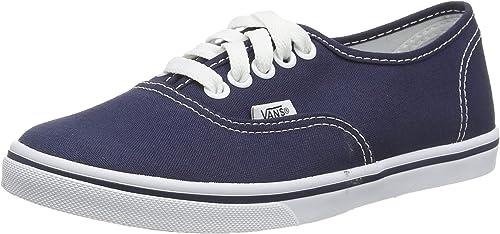 Vans Unisex Authentic Lo Pro Shoe Teal Blue/True White