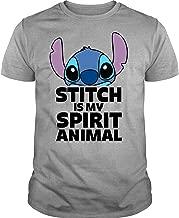 Stitch is My Spirit Animal T Shirt, Stitch and Ai T Shirt - Unisex