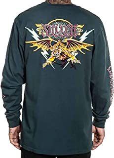 Sullen Men's Electric Tiger Long Sleeve T Shirt