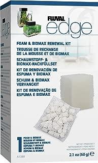 Hagen Fluval Edge Foam & BIOMAX Renewal Kit, 12 Pack
