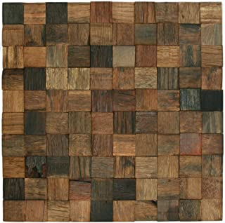 Best reclaimed boat wood tile Reviews