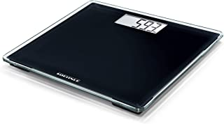 Soehnle Style Sense Compact 100 - Bascula de baño digital, color Negro