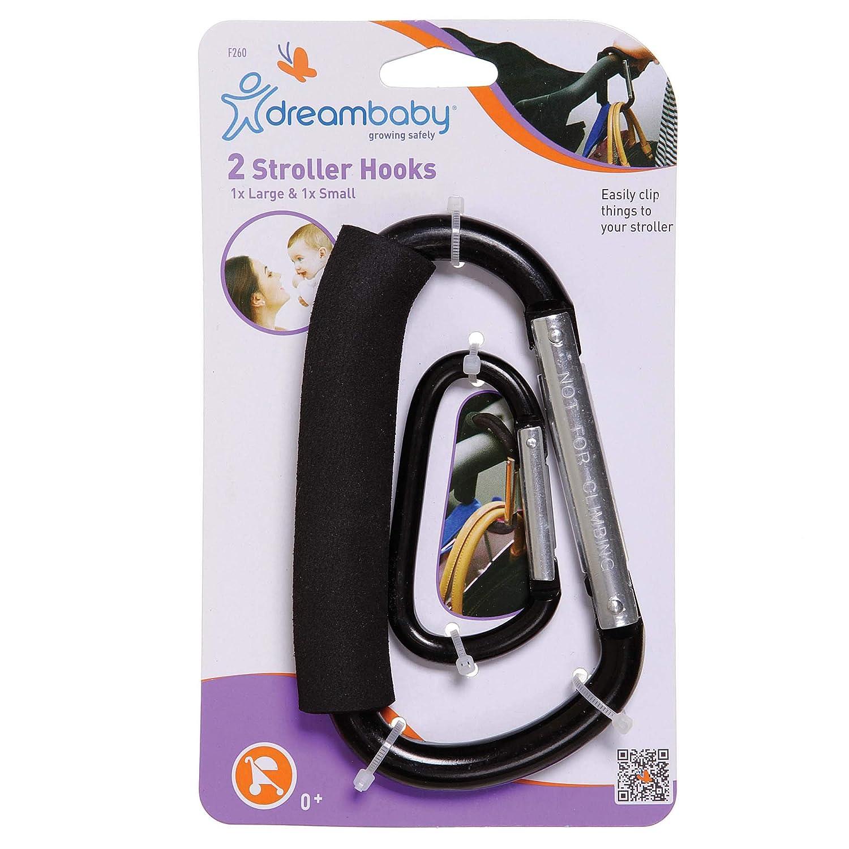Dreambaby Stroller Hook - 2 pk