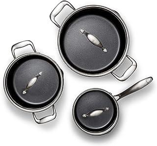Wilfa SET-CSS-NS Cooking pots, Steel