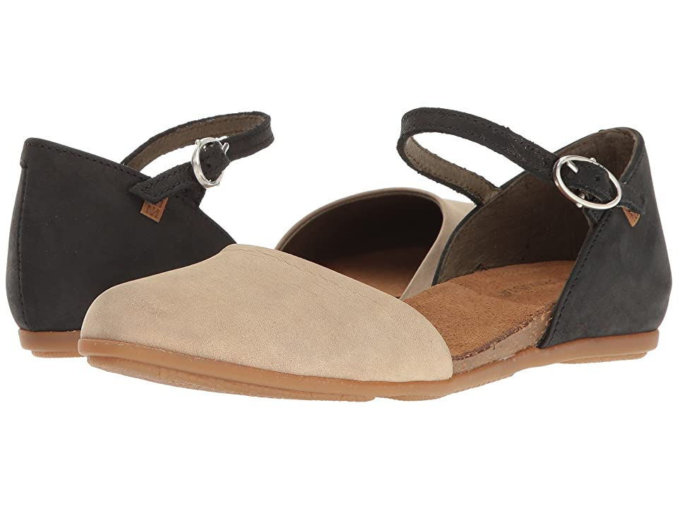 El Naturalista Stella ND54 (Black/Piedra) Women