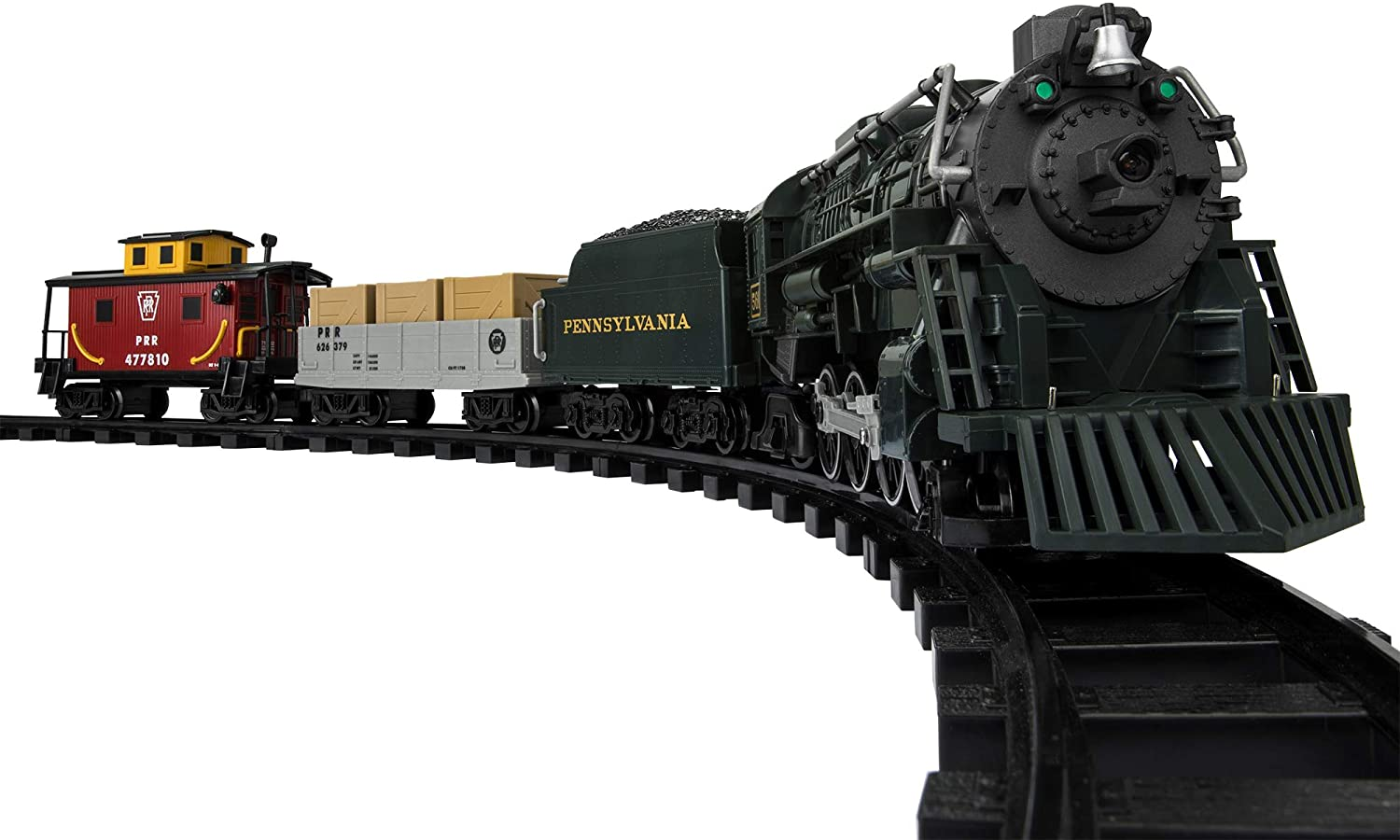Ranking TOP13 security Lionel Pennsylvania Flyer Freight Set Ready-to-Play Battery-pow