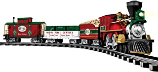 Lionel North Pole Central Battery-powered Model Train Set Ready to Play w/ Remote