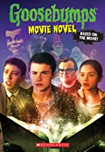 goosebumps movie books