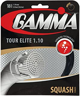 Gamma Tour Elite Squash String (17g and 18g Available)